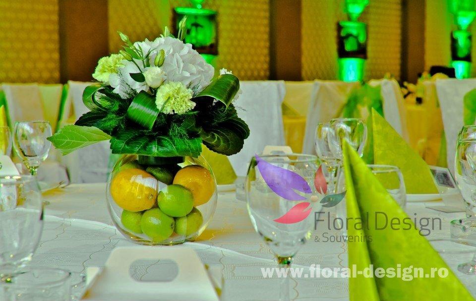 Galerie Decoratiuni Nunta Cu Flori Si Fructe Suceava